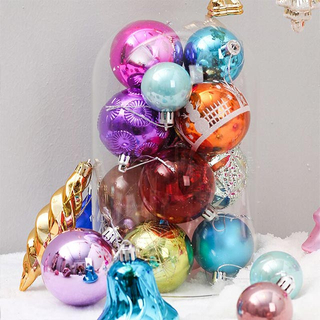 Christmas Plastic Ball